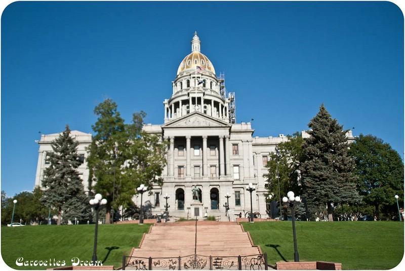 Das Capitol von Denver