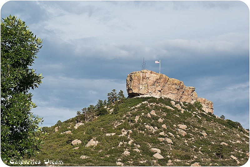 Castle Rock in Castle Rock ;)