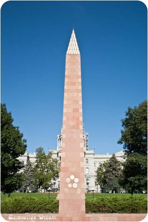 Colorado Veterans Monument