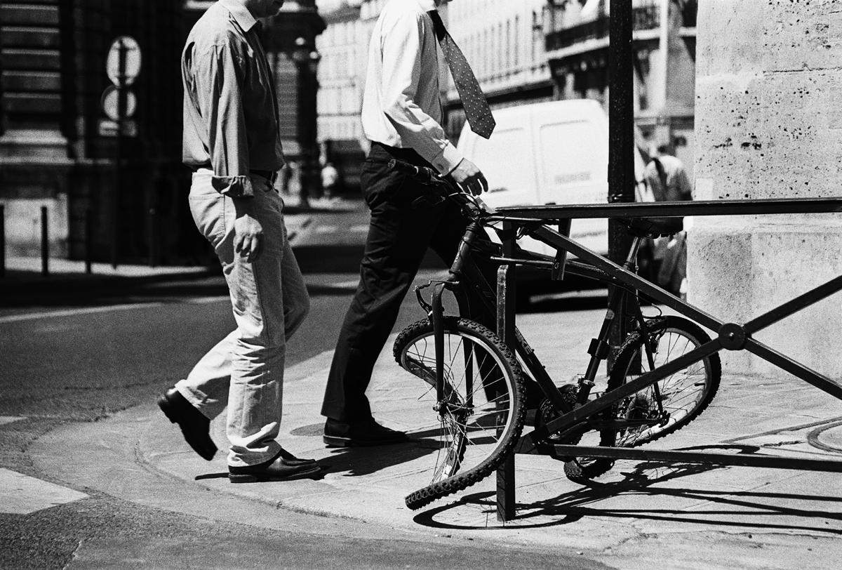 Rodolphe Labrador © La bicyclette molle-2005