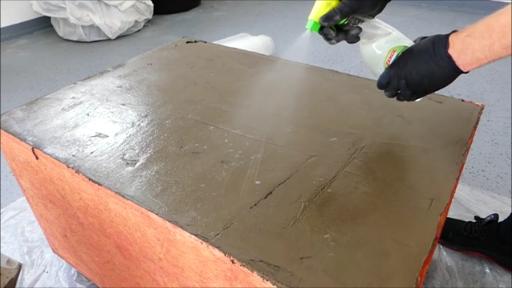 XXL Pflanzkübel / Raumteiler in Betonoptik selber bauen