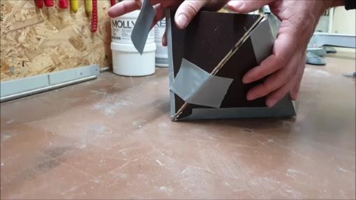 Einen Pflanztopf aus Beton selber bauen