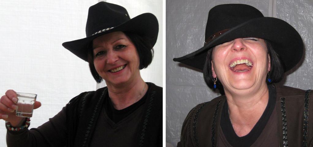 Barber Shops Sylvia - VORHER + NACHHER