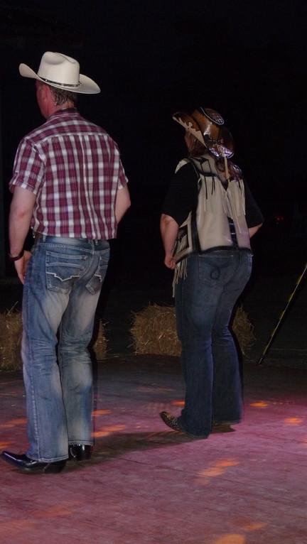 Ralph und Mel rocken den Tanzboden!