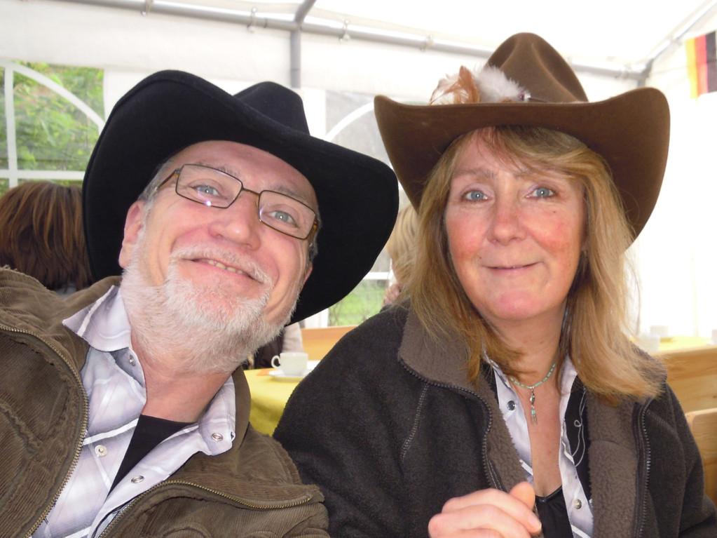 Jürgen und Annette