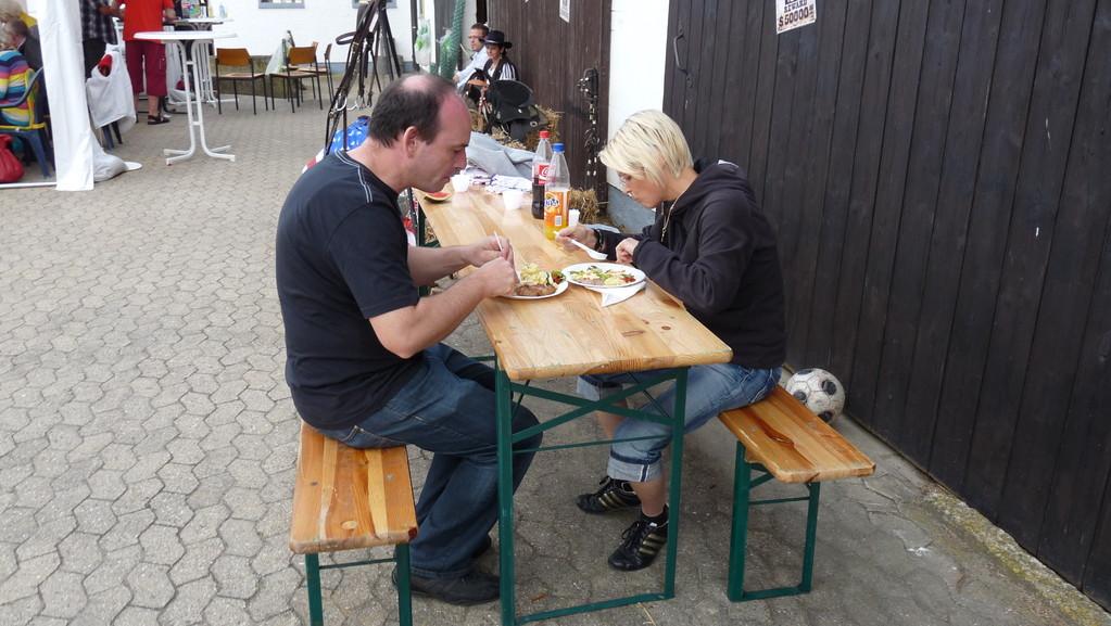 Jupp und Sonja schmeckts ;o)