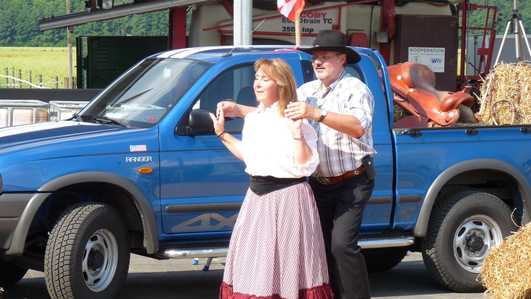 Couple Dance mit Annette und Richard!