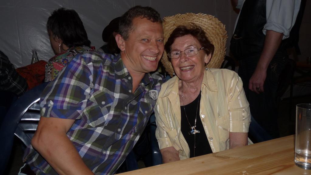 Harry alias Pancho und Maria Sommer