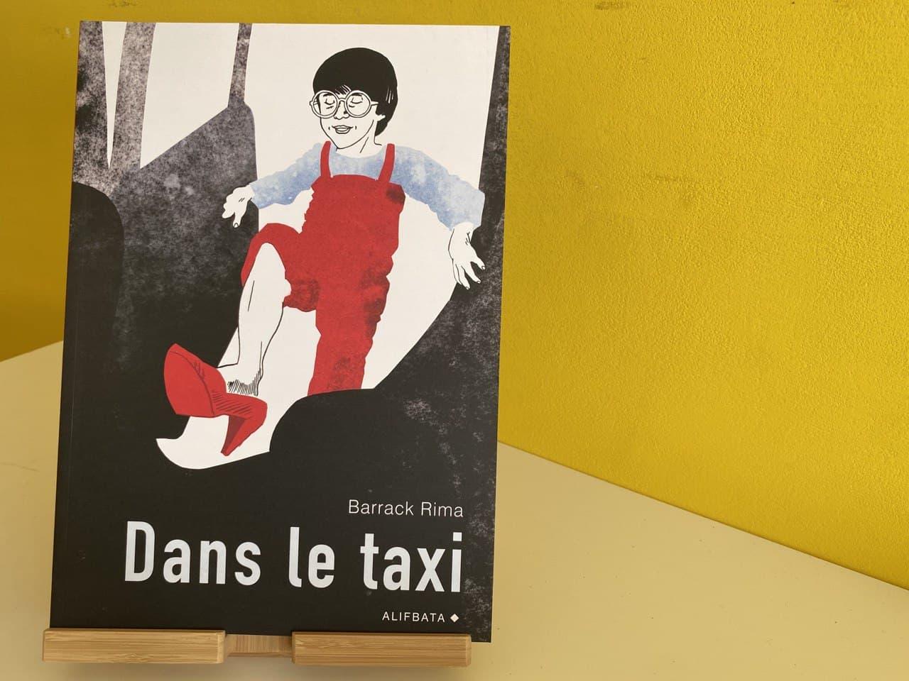 """Novità negli scaffali: """"Dans le Taxi"""" di Barrack Rima (Alifbata)"""