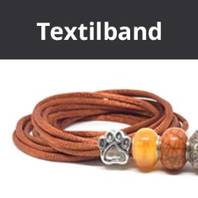 Pfeifenbänder aus Textilband