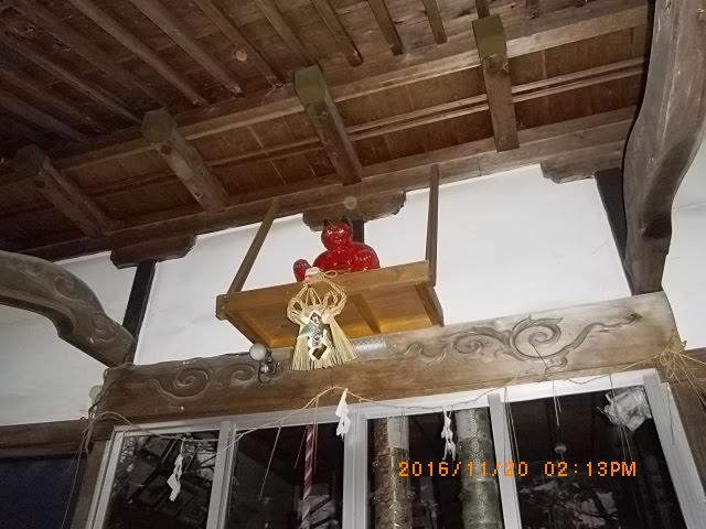 五所川原 神山闇オカミ神社