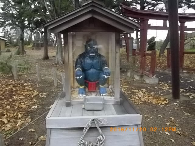 五所川原 神山闇オカミ神社3