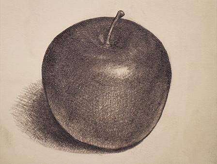 アートふじみの 体験レッスン りんご