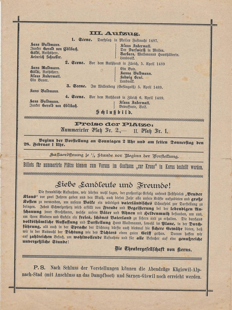 1888 Rückseite
