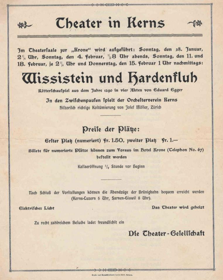 1912 Vorderseite