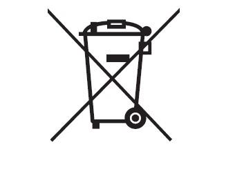 Abfalltonne Symbol