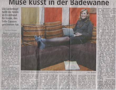 Offenbach Post, 08.01.2010 (leider hat nicht alles auf meinen Scanner gepasst)