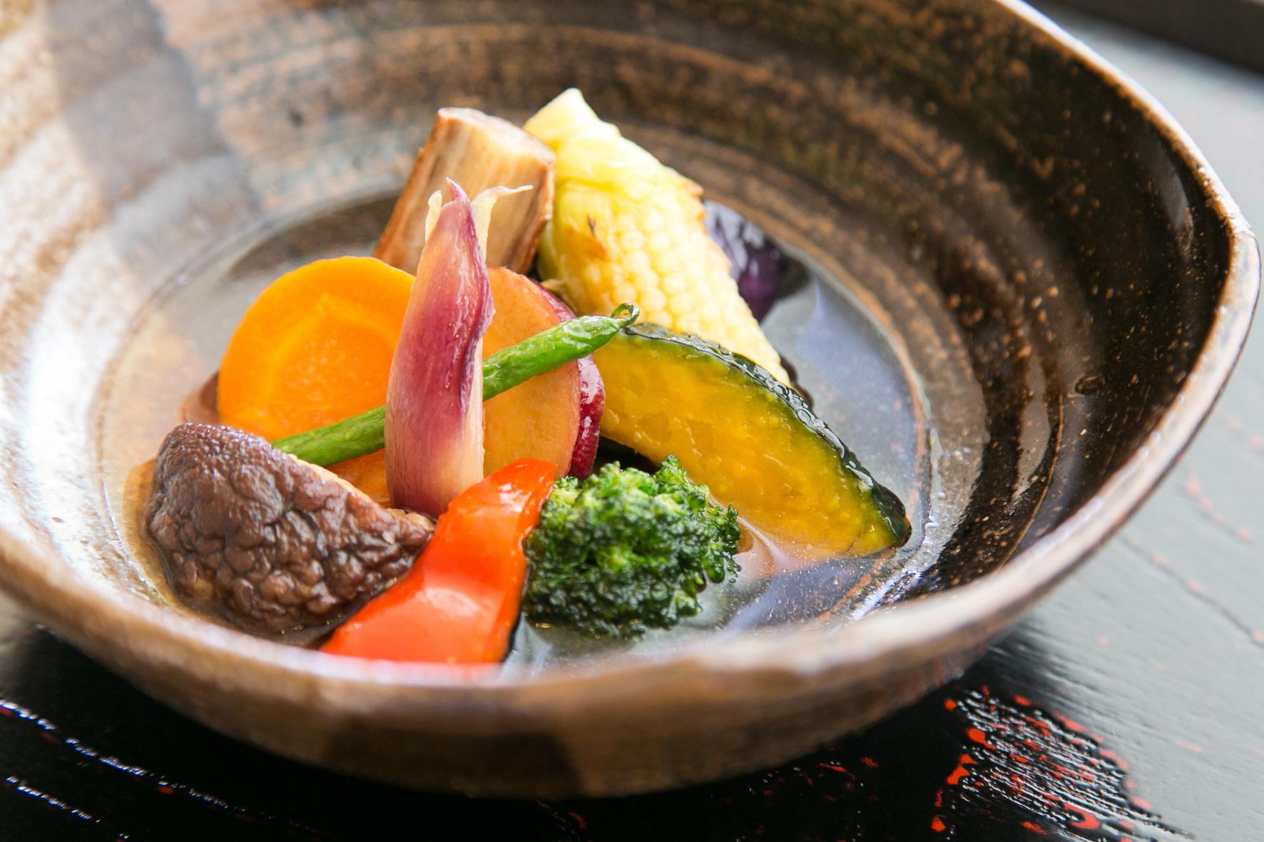 作り手の見える安心の富士吉田産野菜