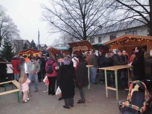 oder andere Adventsmärkte auf den Dörfern