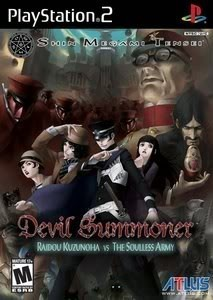 Devil Summoner: Raidou Kuzunoha vs the Soulless Army