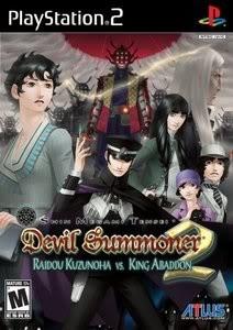 Devil Summoner Raidou