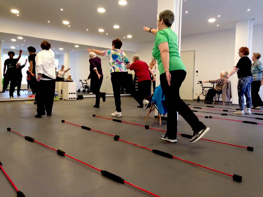 GuFiE Senioren Gymnastik