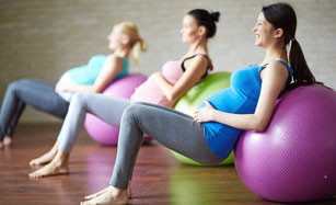 GuFiE Fit durch die Schwangerschaft