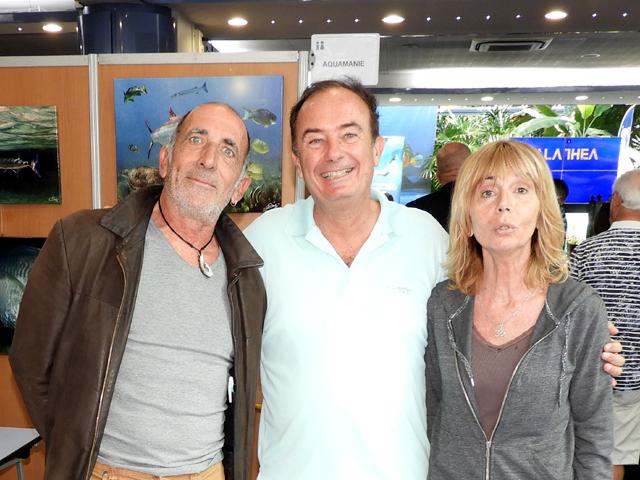 Entre Bernard Bosch et Karine Schneider