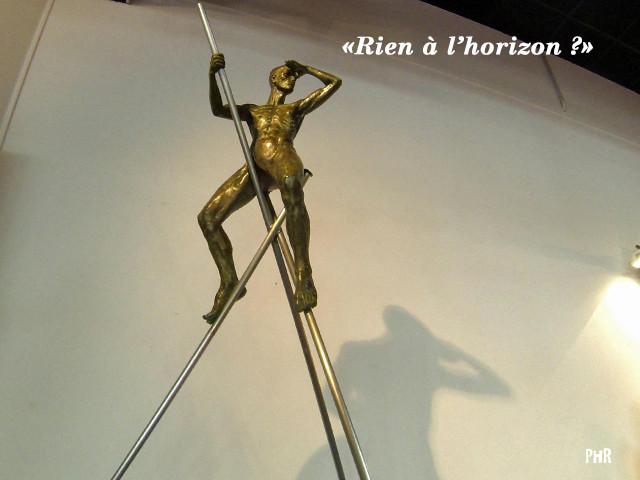 Sculpture de Nicolas Lavarenne