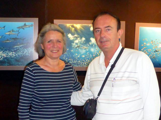 Avec Juliette DUMAS