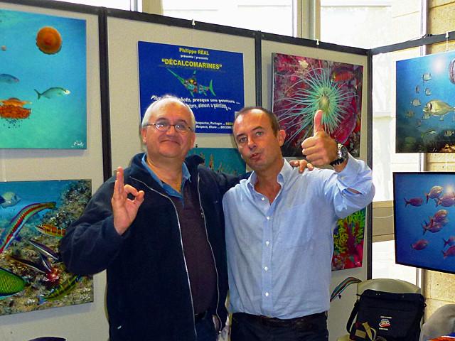"""Avec Philippe ROUSSEAU, mon premier moniteur de plongée (""""Premières bulles et retrouvailles"""")"""