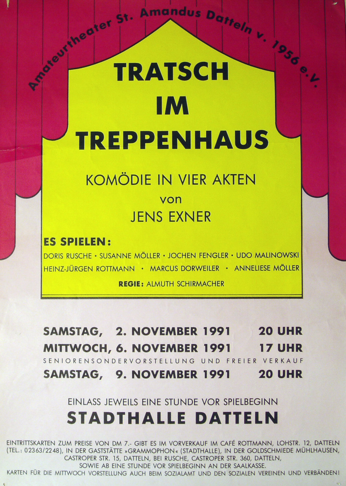 your Single events frankfurt main remarkable, rather