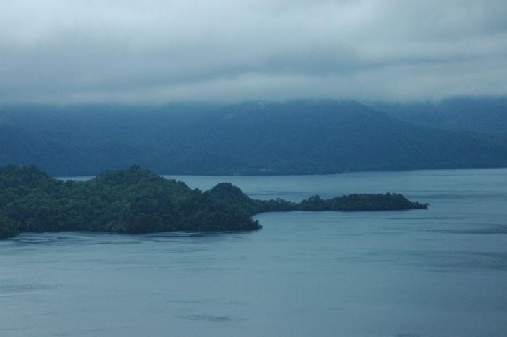 十和田湖(かんこ台より)