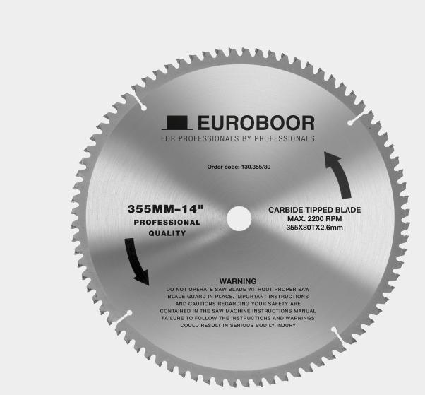 Euroboor Sägeblatt