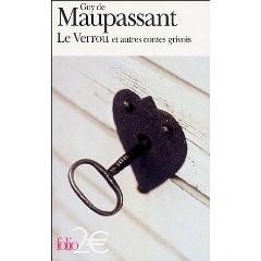 Le verrou et autres contes grivois de Guy de Maupassant