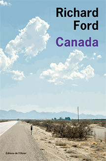 Canada de Richard FORD - Bientôt !