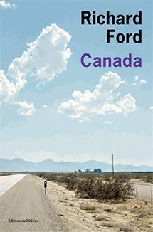 Canada de Richard FORD - Bientôt !
