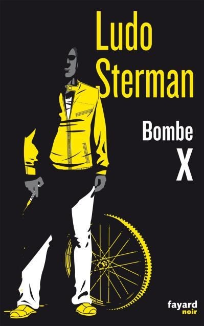 Bombe X de Ludo Sterman