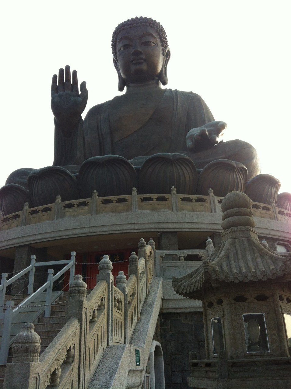An amazing sight ... — at Ngong Ping 360.