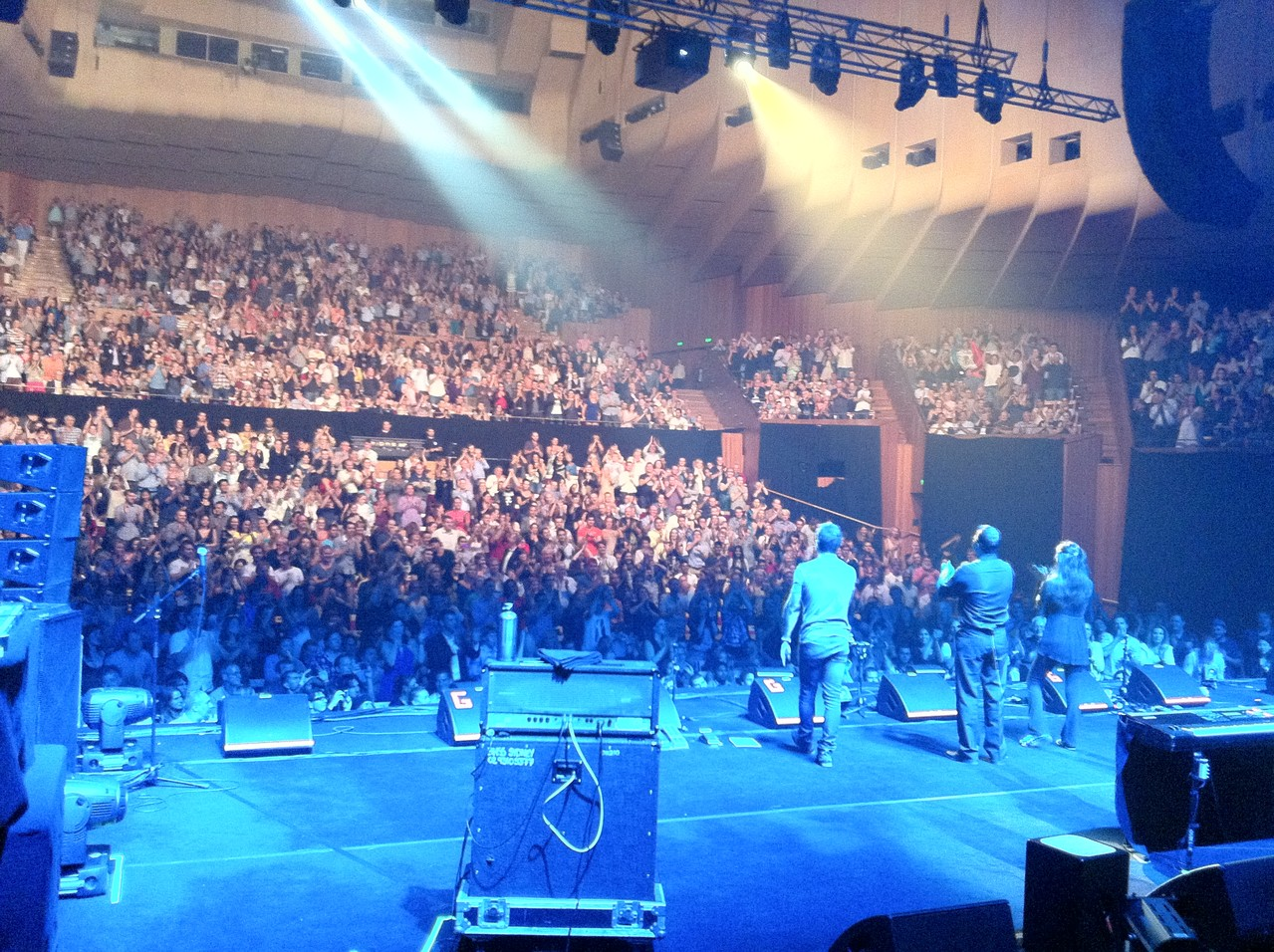 Our final bow .... — at Sydney Opera House.
