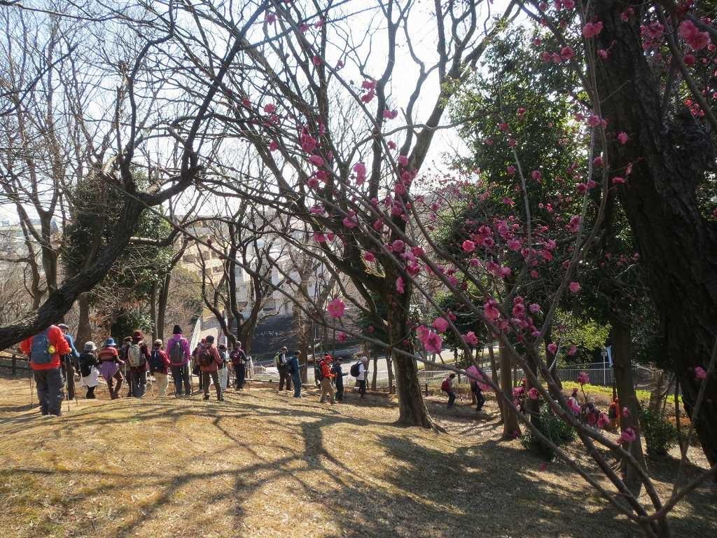 折田不動公園をスタート