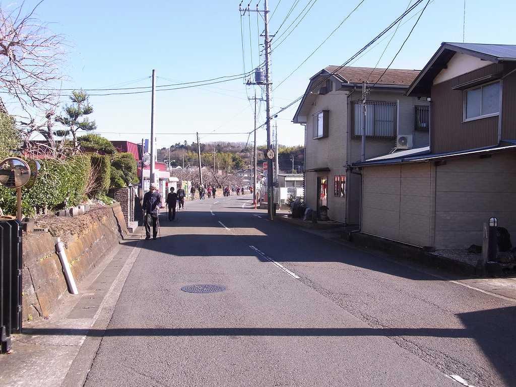 寺家の町に着きました JIKE STUDIOまで300mです