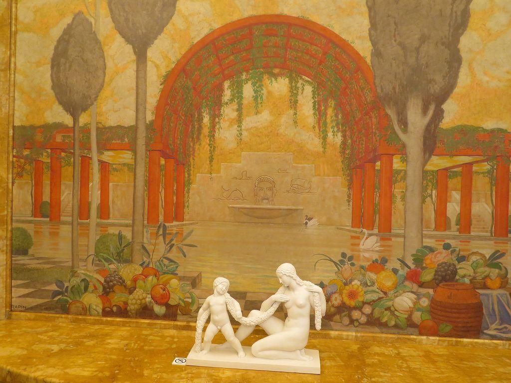 アンリ・ラパンの絵画