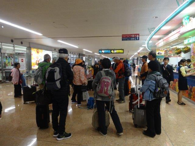 宮崎空港 愈々ここで南九州とお別れです