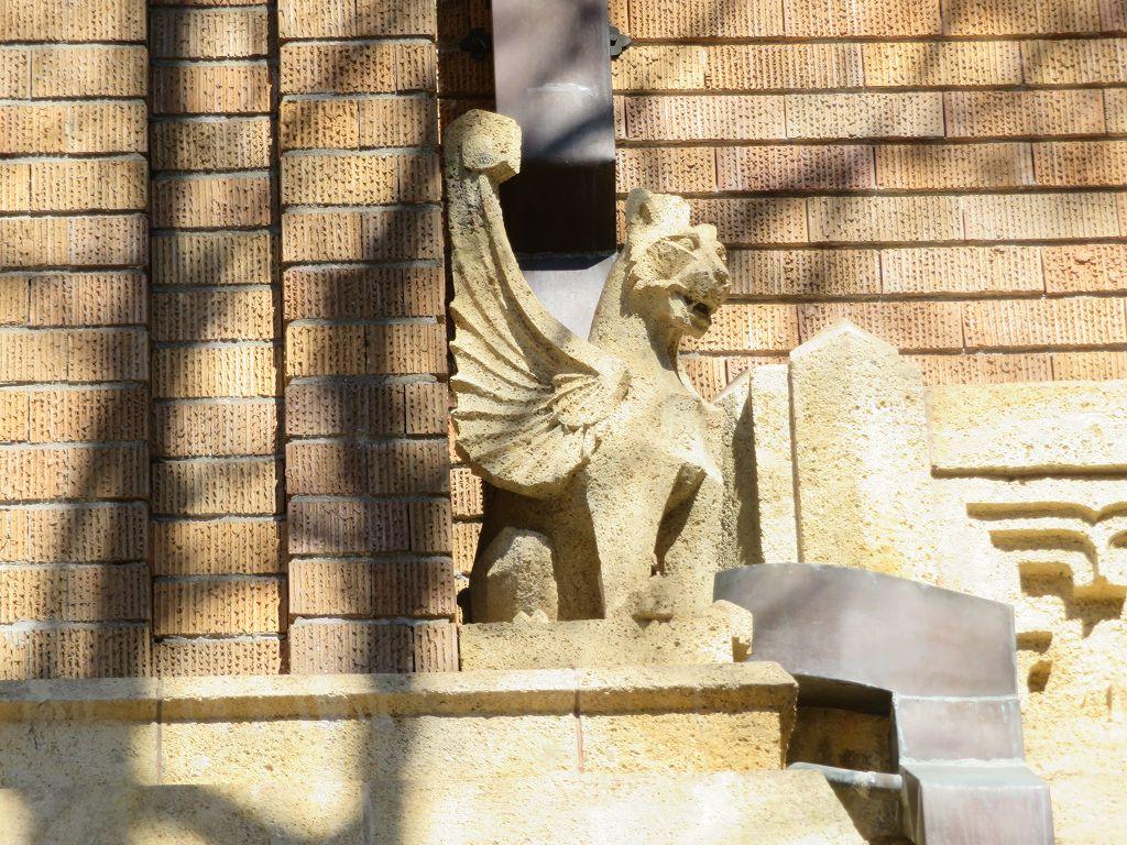 翼のライオン