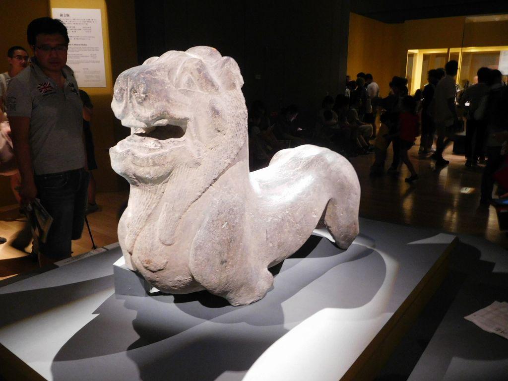 後漢時代2世紀「獅子」