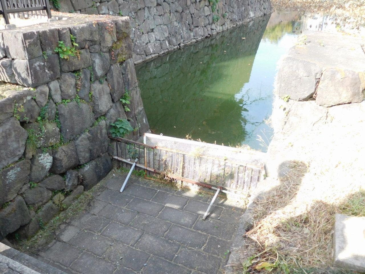 東京の真ん中にあるダム「清水門のダム」