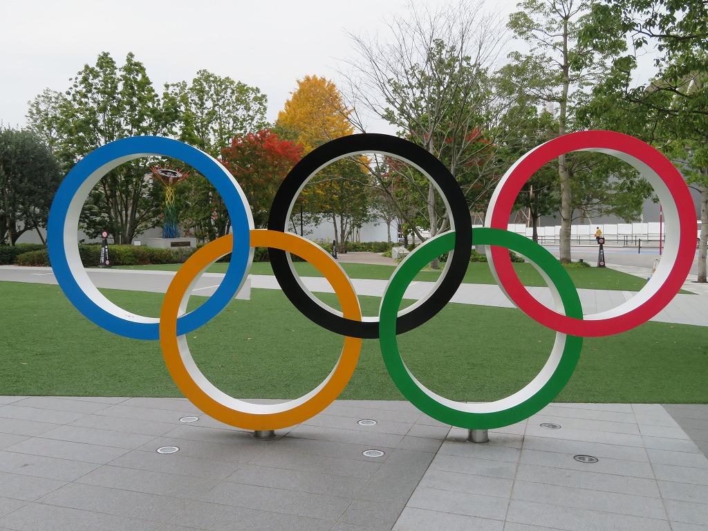 オリンピックが開催できるか?