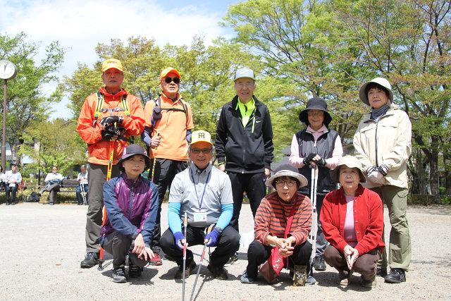 昼食タイムに入る前にANW・TNW参加者の集合写真