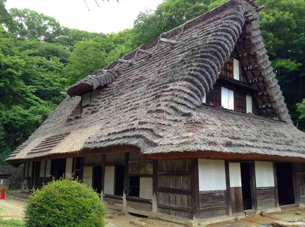 同じく日本民家園
